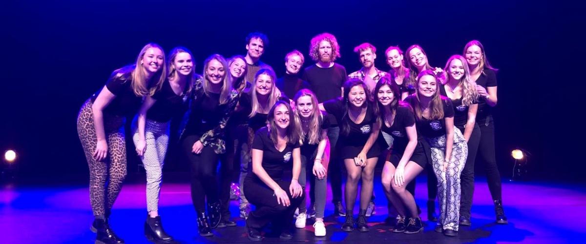 Tilburgs Studenten Cabaret 2019